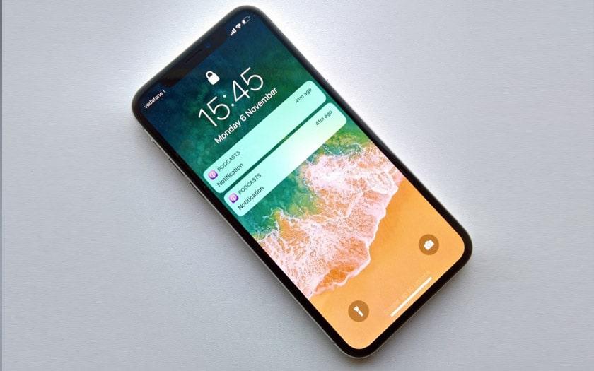 prochaine mise à jour iphone