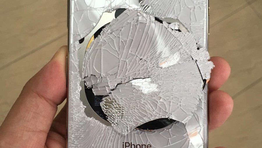 iphone x problemes fragile