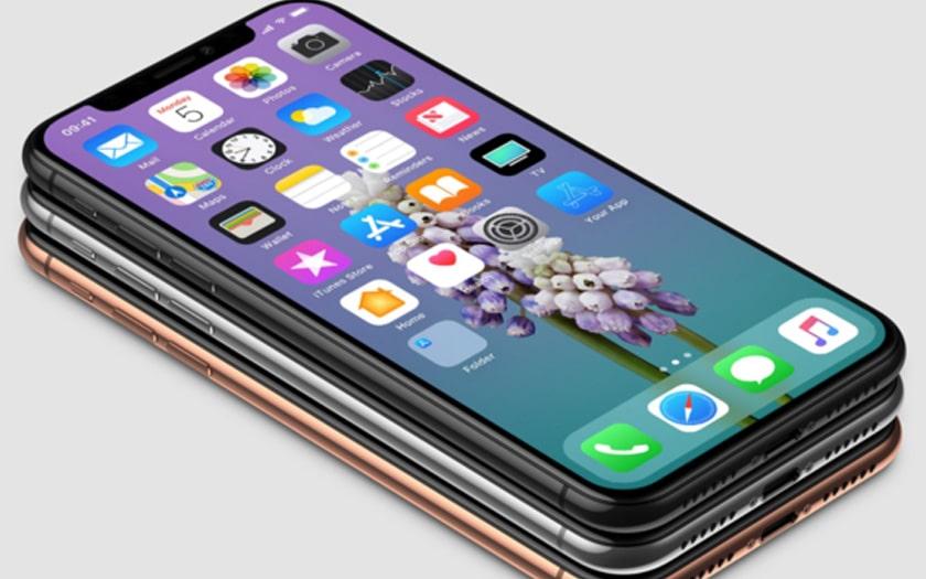 iphone x ventes black friday