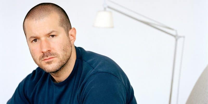 jonathan ive iphone x