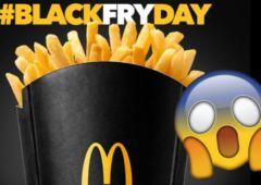 mcdonalds black friday twitter