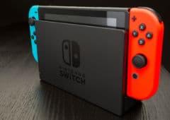 nintendo switch iphone x meilleur objet high tech 2017