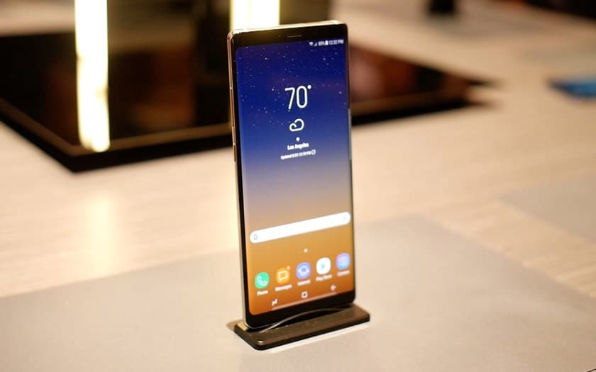 note 8 problemes solutions