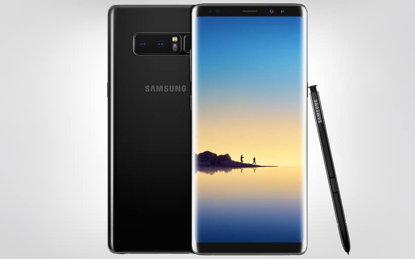 note 8 simple cyber monday