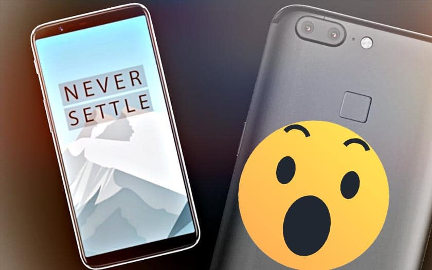 oneplus 5t guerre