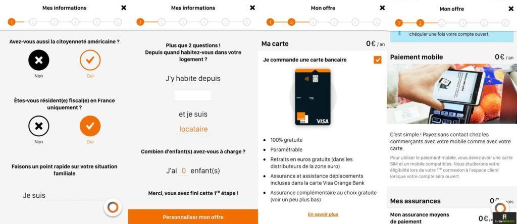 orange bank ouverture