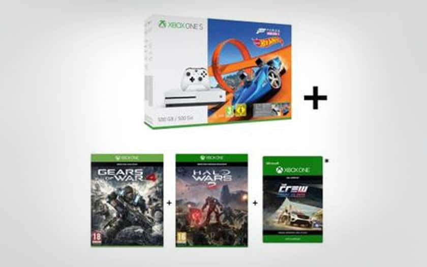 pack xbox one s black friday