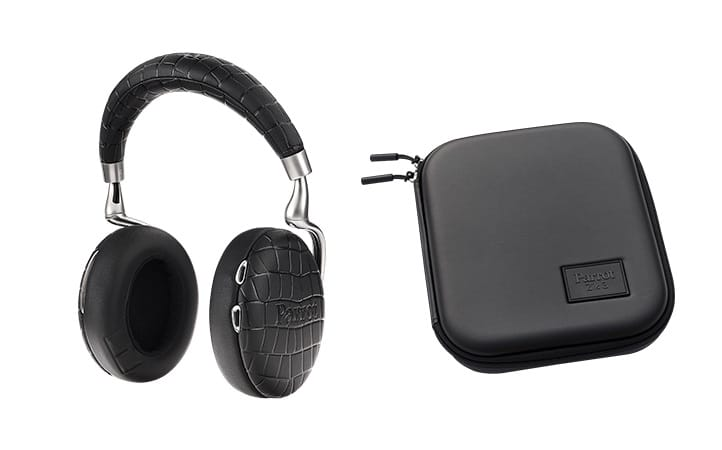 black friday parrot le casque audio parrot zik 3 avec chargeur case est. Black Bedroom Furniture Sets. Home Design Ideas