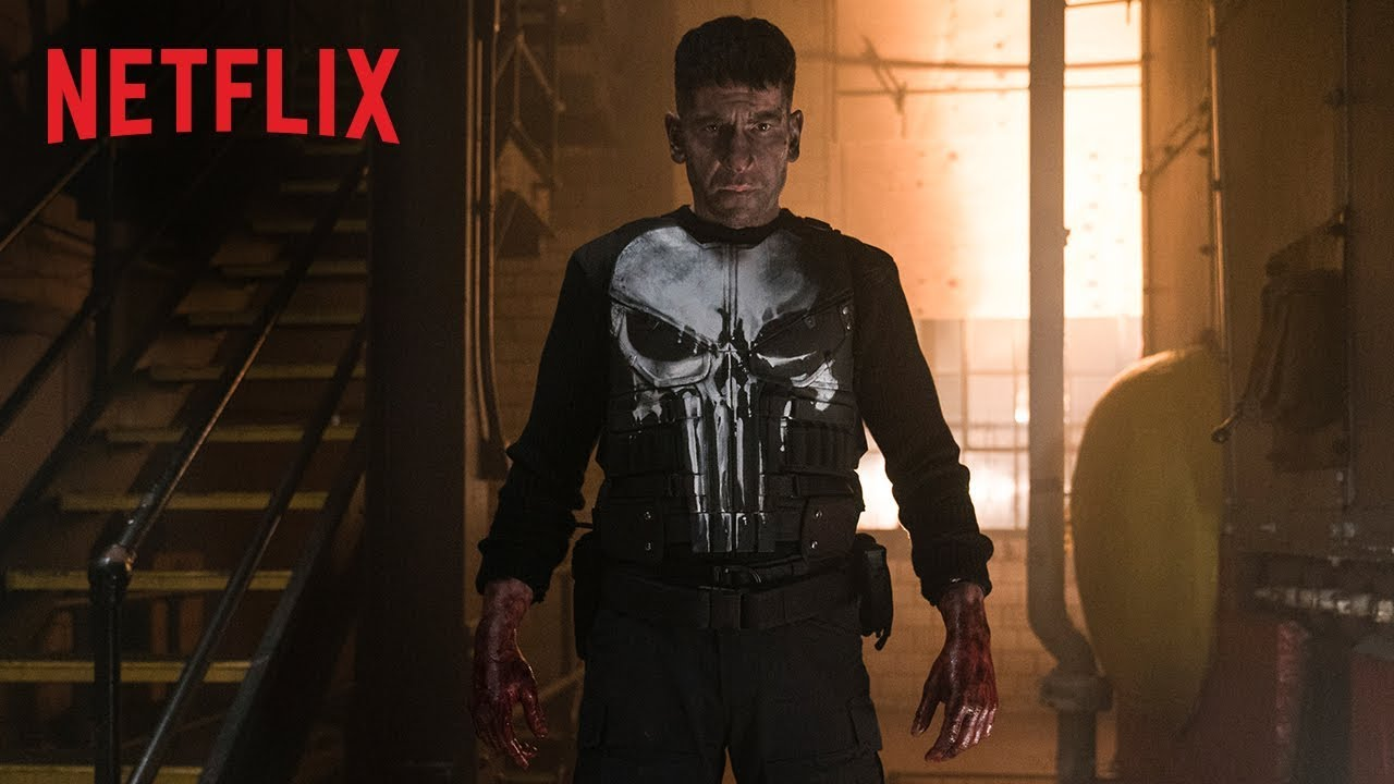 punisher netflix marvel