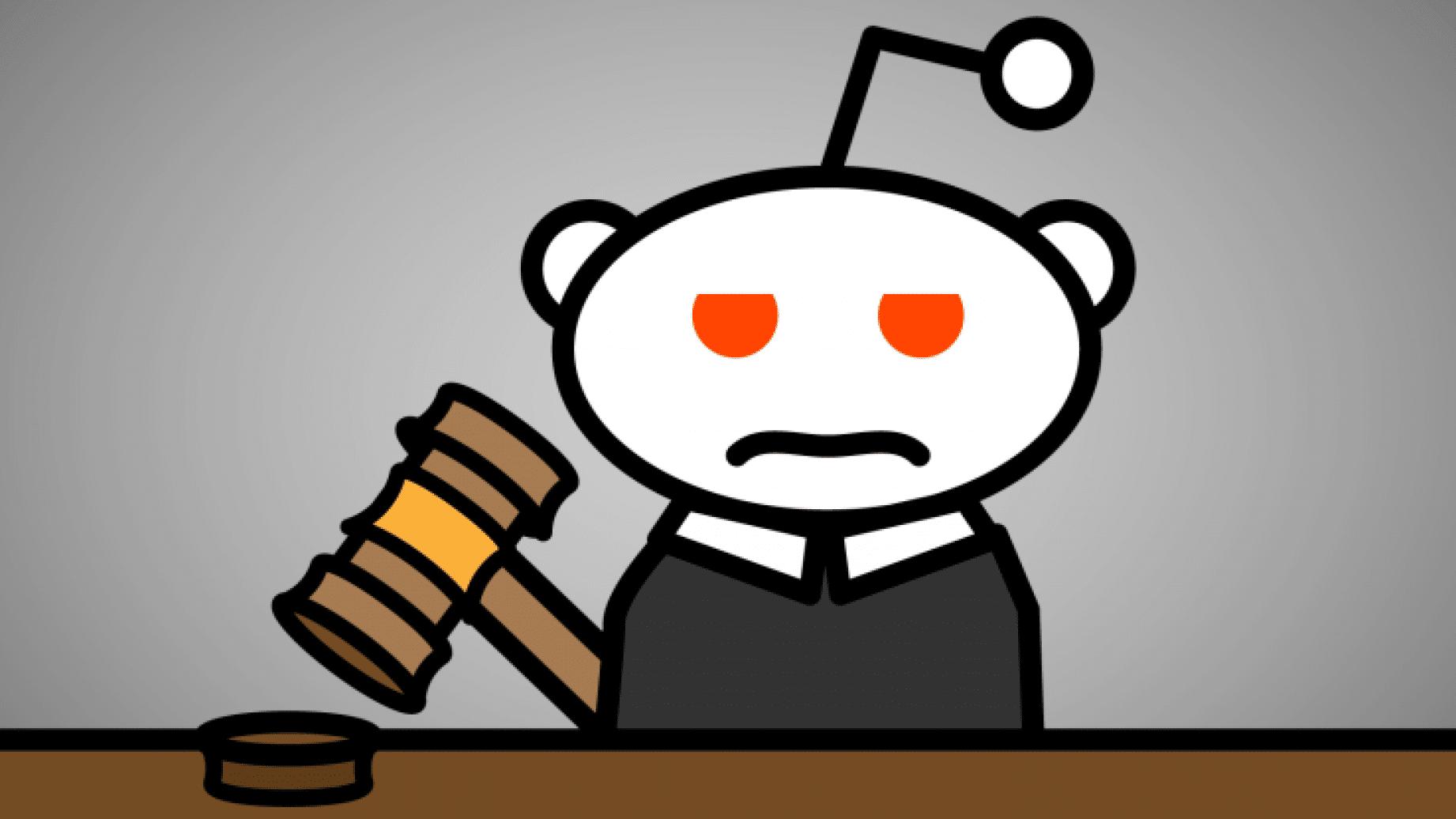 reddit moderation