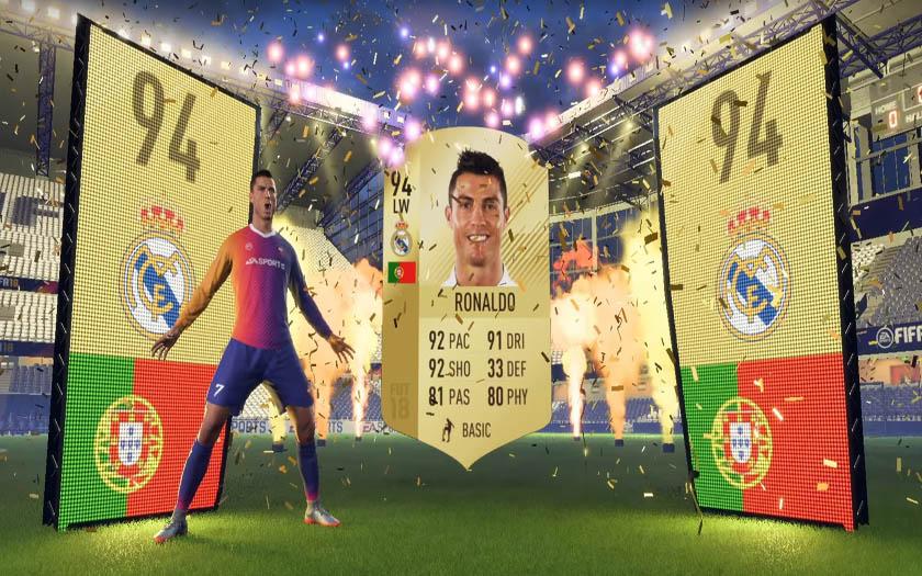 ronaldo pack fifa