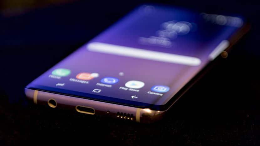 samsung galaxy S8 bug sms problème