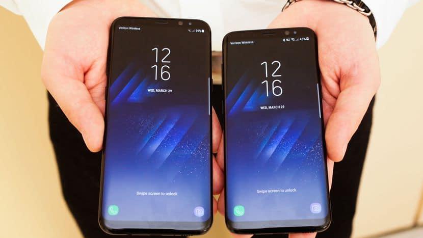 samsung galaxy S9 amélioration galaxy S8