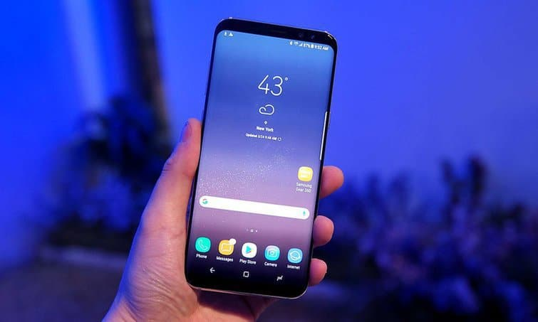 samsung galaxy S9 innovation prix