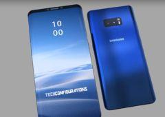 samsung galaxy S9 video realiste