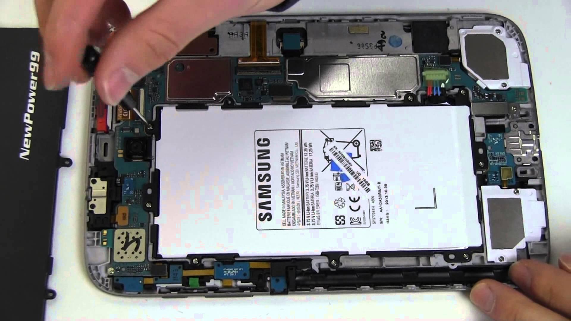 samsung galaxy note 8 batterie généreuse