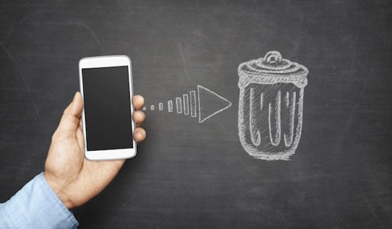 samsung smartphone inutile