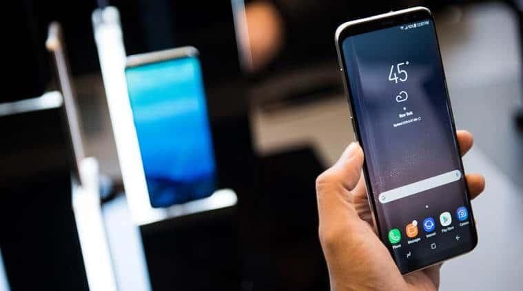 samsung smartphones T3 2017 IDC