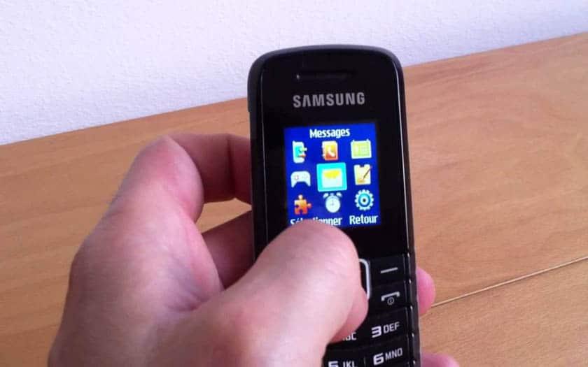 samsung telephone