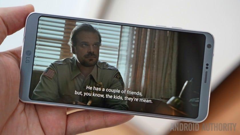 smartphone 18:9