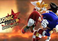 sonic forces speed battles