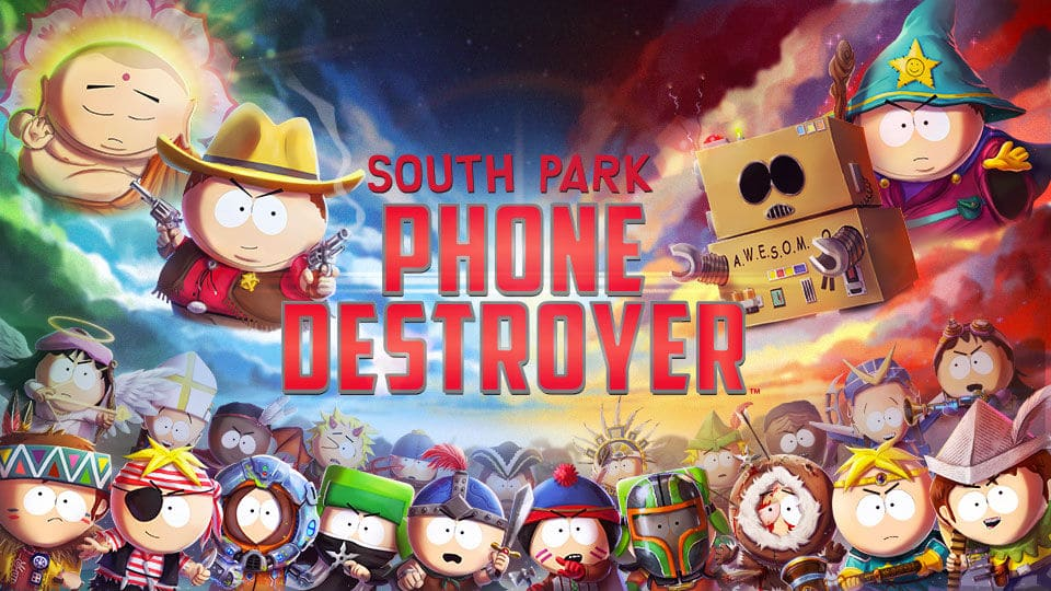 south park phone destroyer android 9 novembre