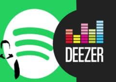 spotify deezer