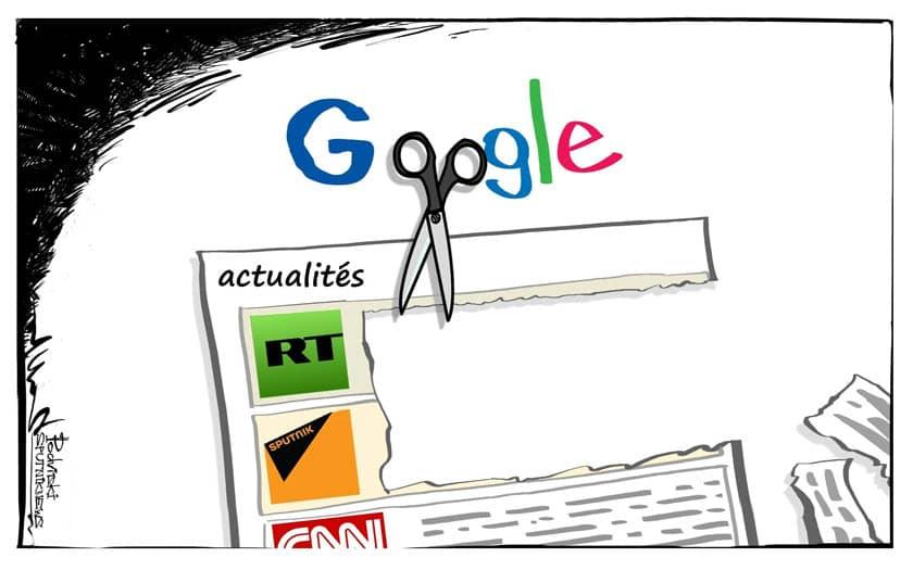 sputnik rt google