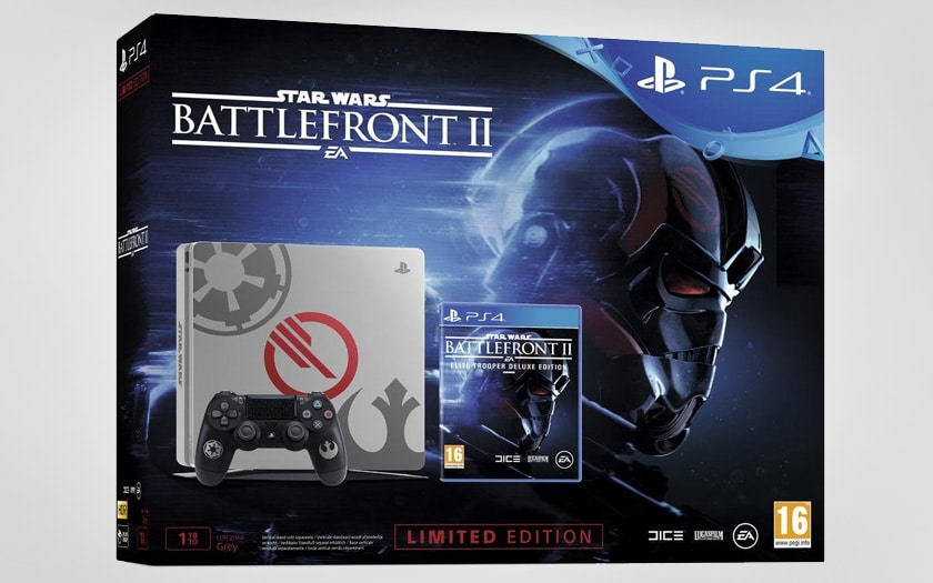 Cyber Monday Pack PS4 Star wars Battlefront II