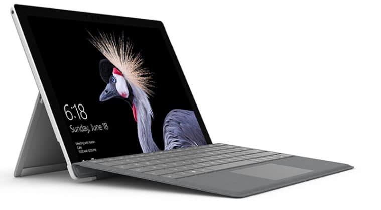 microsoft surface pro le pc portable boost la 4g d barque en d cembre. Black Bedroom Furniture Sets. Home Design Ideas