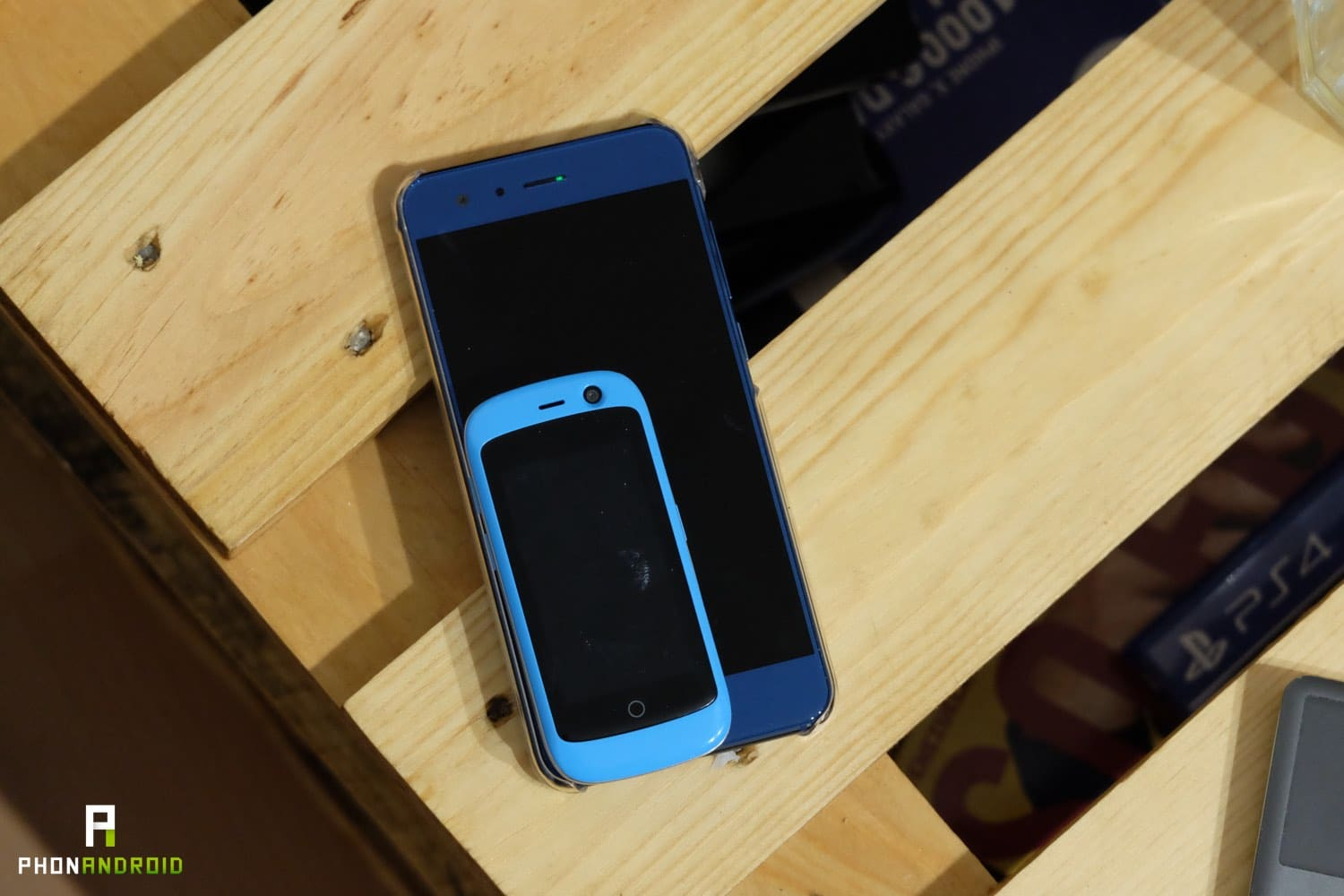 test jelly pro taille
