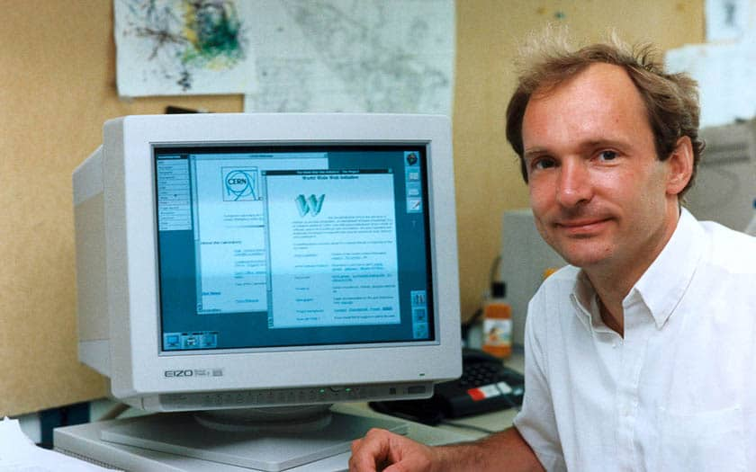 tim berners lee inventeur web