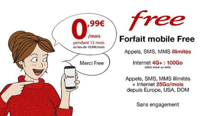 vente privée free mobile décembre 2017