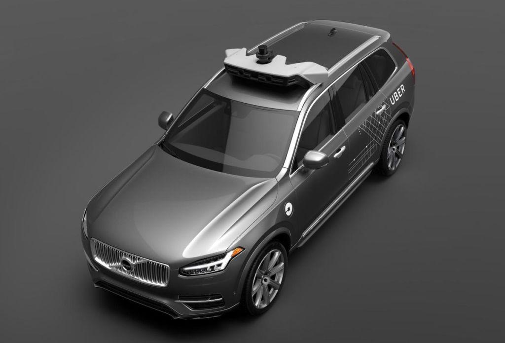 voitures autonomes uber va s 39 offrir 24 000 volvo d 39 ici 2021. Black Bedroom Furniture Sets. Home Design Ideas