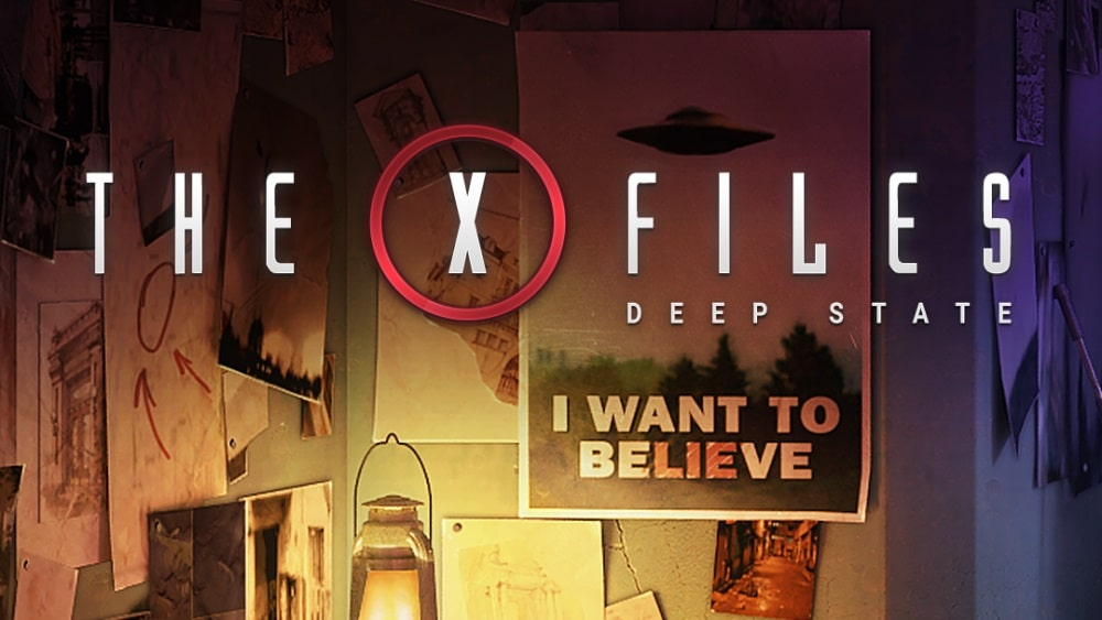 x files deep state jeu smartphone android