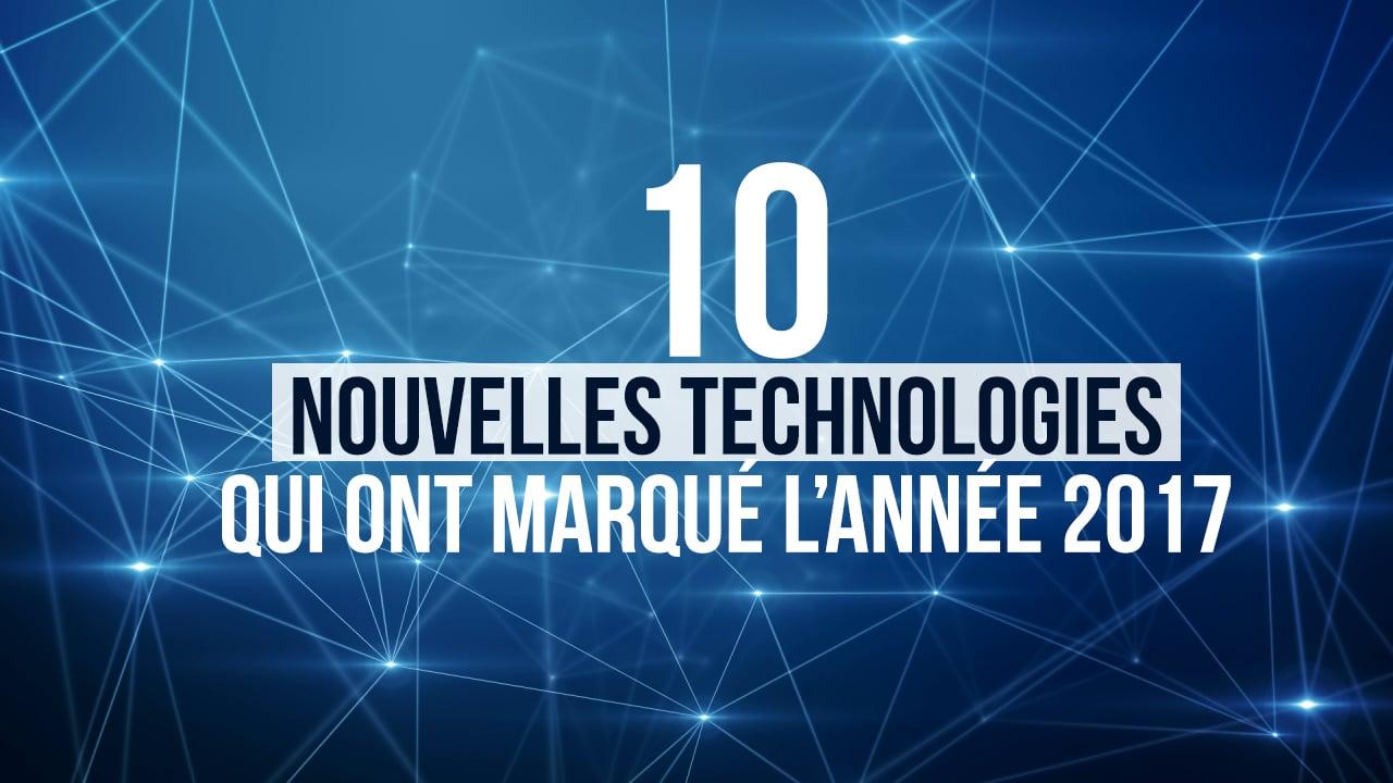 10 technologies