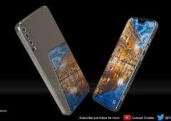 Huawei P11 lite rendus