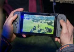 Nintendo Switch Cartouches 64 Go