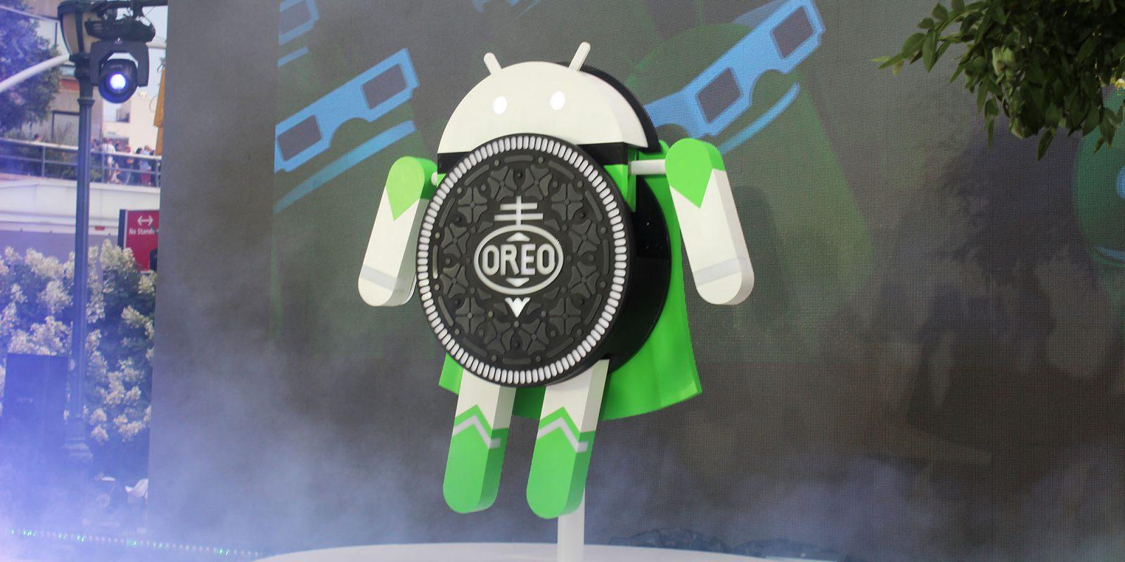 android oreo sécurité
