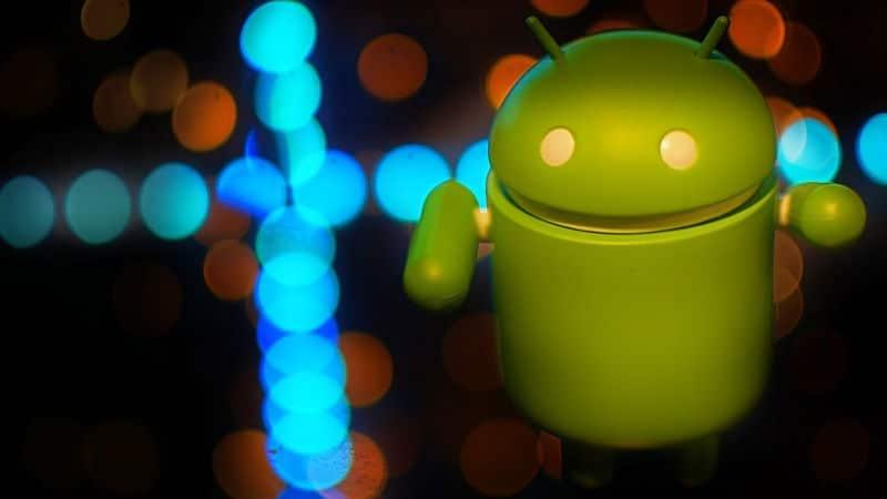 android p signal réseau