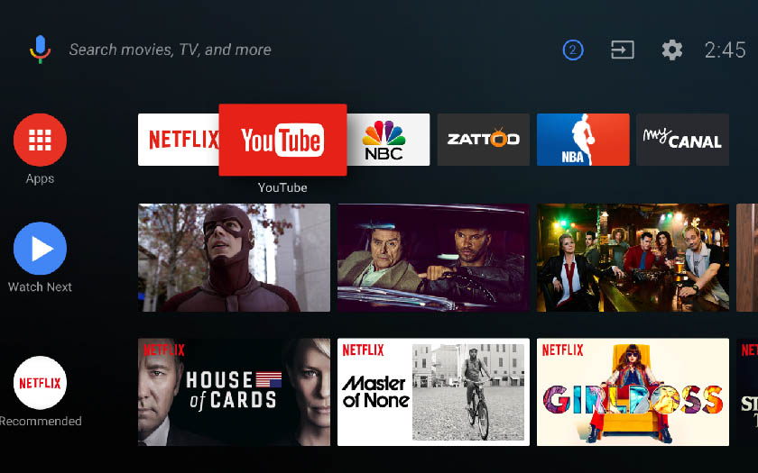 nvidia shield tv tv roku ultra apple tv quelle est la meilleure box multim 233 dia 4k