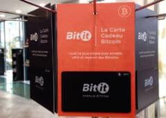 bitcoin carte cadeau