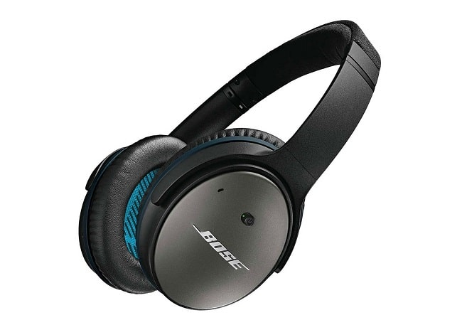 bon plan le casque audio bose quietcomfort 25 est 169 sur amazon. Black Bedroom Furniture Sets. Home Design Ideas