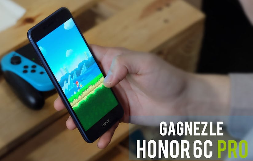 concours honor 6c pro