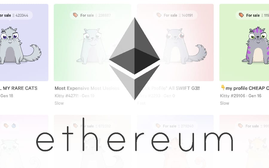 ehtereum cryptokitties