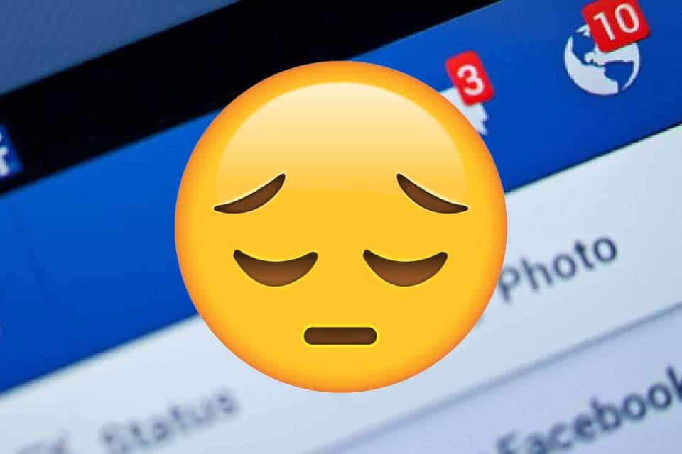 facebook deprime