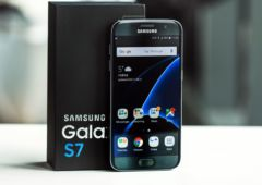 galaxy S7 meilleur smartphone 2017