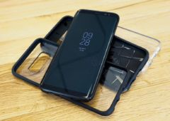 galaxy S9 coques protection officielles