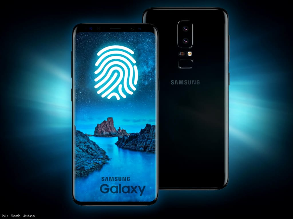 samsung galaxy S9 ces 2018