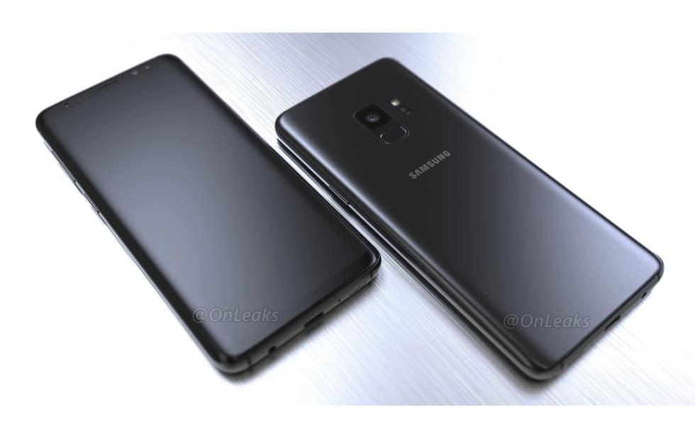 galaxy S9 date sortie mars 2018